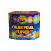 48 Shot Color Pearl Flower