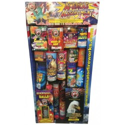 Americas Assortment 42pc