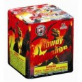 Wholesale Fireworks Rowdy Rampage Case 24/1