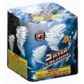 Wholesale Fireworks Silver Cyclone Case 24/1