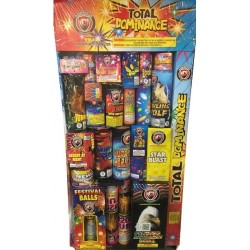 Total Dominance Assortment 46pc