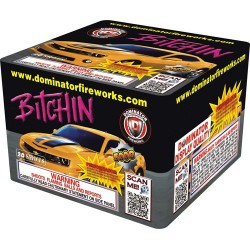 Wholesale Fireworks Bitchin' 4/1 Case