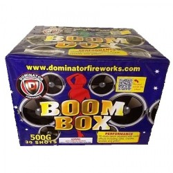 Boom Box By Dominator