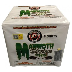Wholesale Fireworks Mini Mammoth Strobe Case 6/1