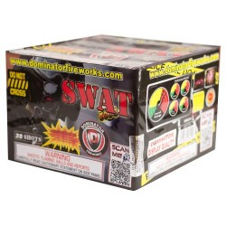 Wholesale Fireworks S.W.A.T. 4/1 Case