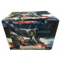Wholesale Fireworks Thunderstruck Case 4/1