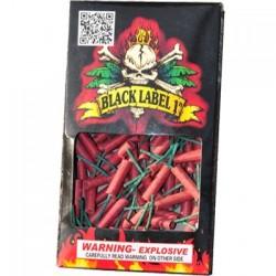 Black Label Salute Firecrackers 100ct