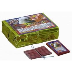 Wholesale Fireworks Dominator Firecrackers Half Brick 24/40/16 Case