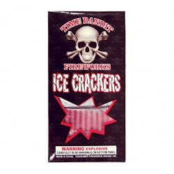 Time Bandit Ice Cracker Firecrackers 100/ct