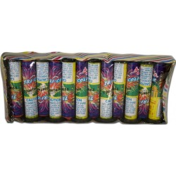 Palm Tree And Snowflake 12pk