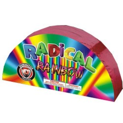 Wholesale Fireworks Radical Rainbow Fountain 18/1