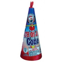 Wholesale Fireworks 4th July Cone Case 96/1