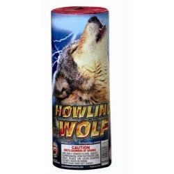 Howling Wolf Fountain