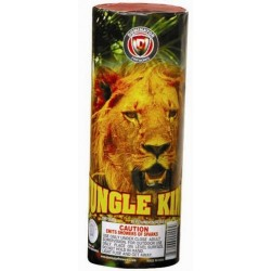 Wholesale Fireworks Jungle King Fountain 36/1 Case