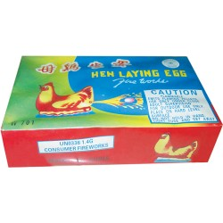 Hen Laying Egg 24/pk