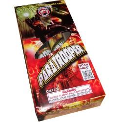 Paratrooper Parachute 2/pk
