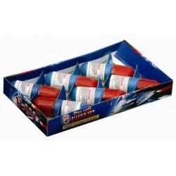 Wholesale Fireworks Silver Jet 6/Pk Case 24/6