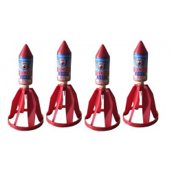 Wholesale Fireworks Avenger Missile 6/4 Case