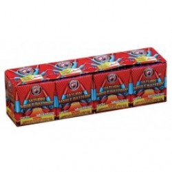 25 Shot Saturn Missile 4-Pack