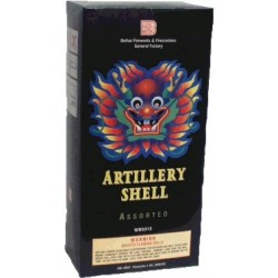 Clown Artillery Shells 6pk