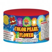 96 Shot Color Pearl Flower