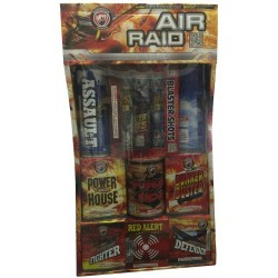 Air Raid 11pc Assortment