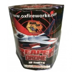 Wholesale Fireworks Reaper Drone Case 8/1