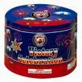 Wholesale Fireworks Victory Celebration w/ Parachutes Case 12/1