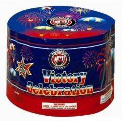 Wholesale Fireworks Victory Celebration w/ Parachutes Case 12/1