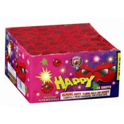 Wholesale Fireworks 36 Shot Happy Case 24/1