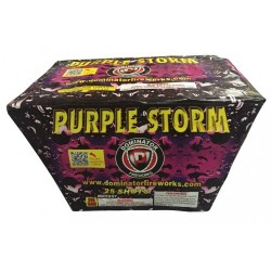 Purple Storm 25s Fan