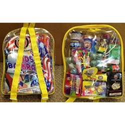 Kids Value Backpack Assortment 41pc