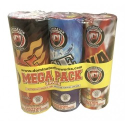 Mega Fountain 3pk Assortment