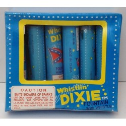 Whistlin' Dixie Fountain 6/pk