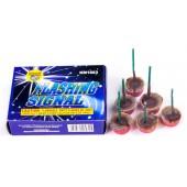 Flashing Signal Strobe Pot Display Box 40/Ct