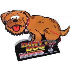 Dirty Dog 5/pk