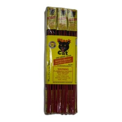 Black Cat Bottle Rockets 144/ct Gross