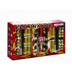 The Eliminator Artillery Shell Kit